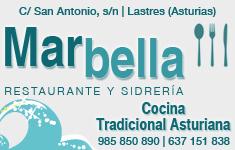 Restaurante Sidrer�a Marbella - Lastres