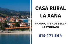 Casa Rural La Xana en Ribadesella