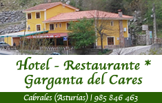 Restaurante Gargante del Cares