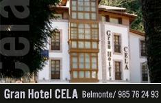 Hotel Cela en Belmonte de Miranda