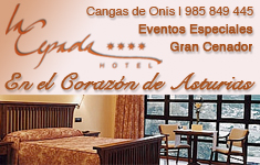 Banner de Hotel La Cepada