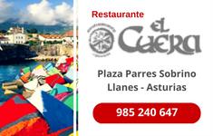 Restaurante El Cuera