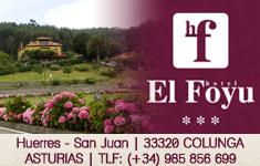 Hotel El Foyu - Colunga