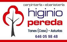 Banner Ebanistería Higinio