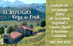 Restaurante Vega del Enol en los Lagos de Covadonga