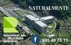 Residencia SPA Montep�o en Felechosa
