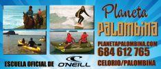Planeta Palombina en Celoriu