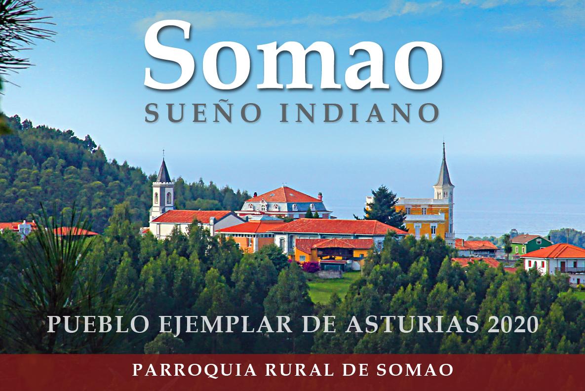 Parroquia rural de Somao