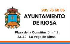 Ayuntamiento de Riosa