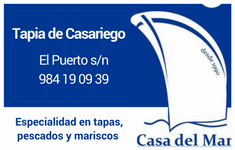 Restaurante Casa del Mar de Tapia